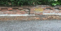 Subsidence wall (smaller test)
